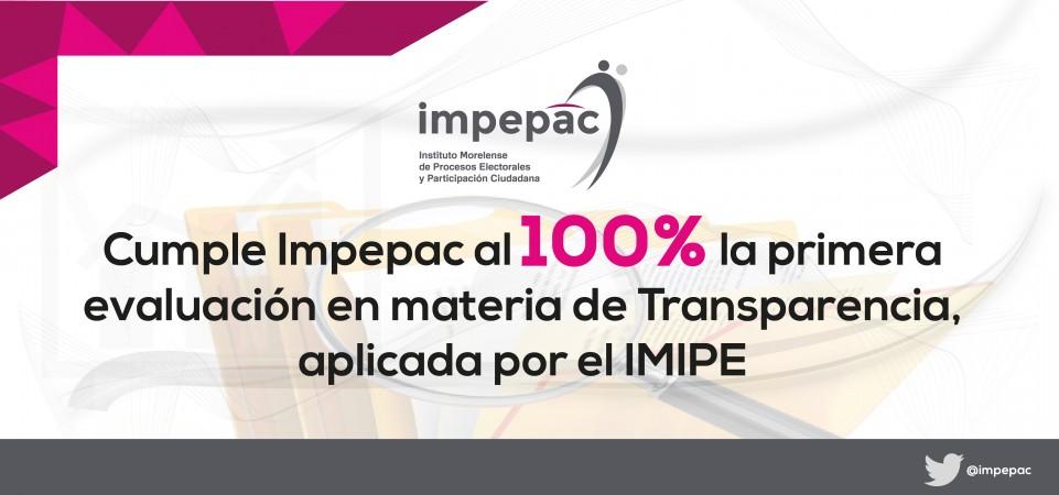 Transparencia 100%